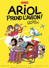 Ariol prend l'avion -